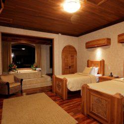 2 BEDROOMS SPRING SUITE GUEST BEDROOM