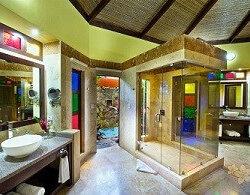 ARENAL NAYARA HOTEL & NAYARA VILLAS DOUBLE BATH ROOM