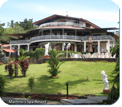 MARTINO'S SPA RESORT
