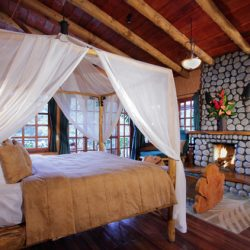 THE PEACE LODGE AT LA PAZ WATERFALL GARDENS DELUXE ROOM