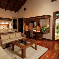 THE VILLA GUAYABA LIVING ROOM