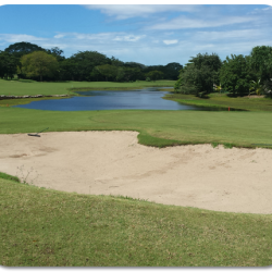 WESTIN PLAYA CONCHAL GOLF COURSE SAND