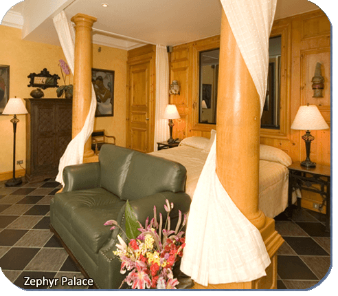ZEPHYR PALACE SUITE
