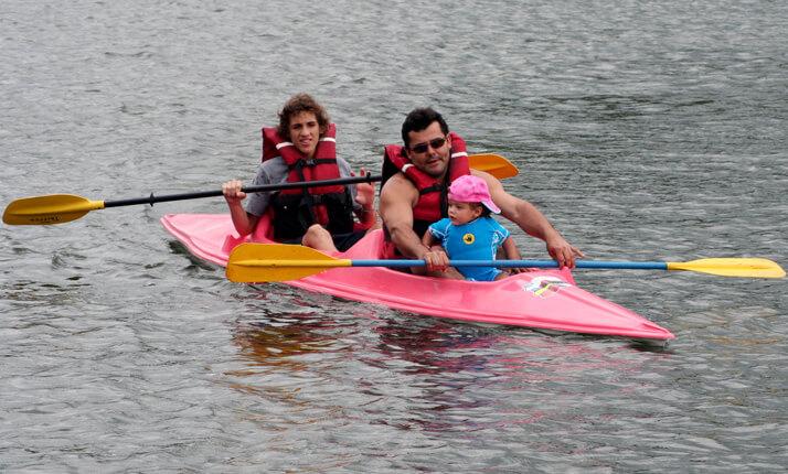 Arenal Kayaking