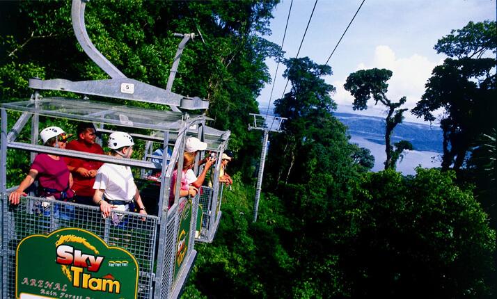 Arenal Sky Aerial Tram