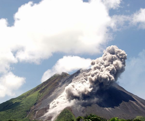 Arenal Volcano. (14)