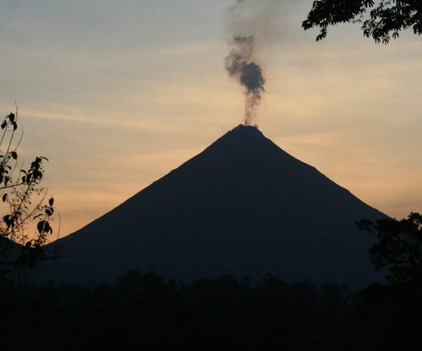 Arenal Volcano. (60)