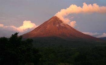 Lost Iguana Volcano View Room