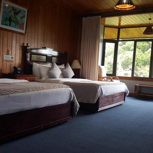 Trapp Family Lodge Deluxe Room